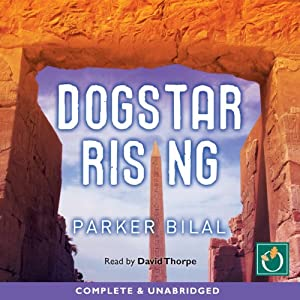 Dogstar Rising Audiobook