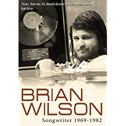 Wilson, Brian - Songwriter: 1969-1982