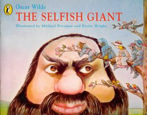 """the selfish giant by oscar wilde essay Published in 1888, oscar wilde's, """"the selfish giant"""", illustrates the theme of selflessness through many elements, but primarily through the main character, a giant when the giant realizes """"how selfish i have been"""" (wilde 3), he experiences a change of heart."""