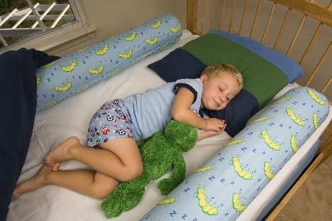 Inflatable Kids Bed front-259746