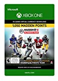 Madden NFL 16: 1050 Points - Xbox One Digital Code