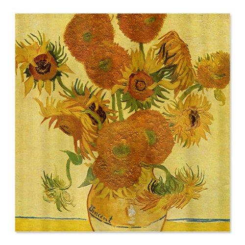 Sunflower Shower Curtain. Sunflowers Shower Curtain. Sunflower ...