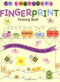 img - for Ed Emberley's Fingerprint Drawing Book [EE FINGERPRINT DRAWING BK] book / textbook / text book