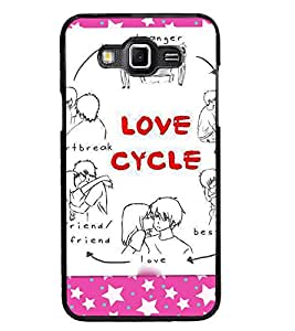 PrintDhaba Quote D-3922 Back Case Cover for SAMSUNG GALAXY GRAND MAX (Multi-Coloured)