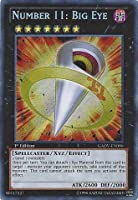 Yu-Gi-Oh! - Number 11: Big Eye (GAOV-EN090) - Galactic Overlord - Unlimited Edition - Secret Rare from Konami