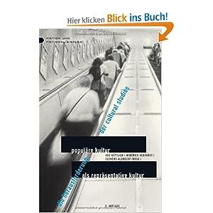 eBook Cover für  Popul xE4 re Kultur als repr xE4 sentative Kultur Die Herausforderung der Cultural Studies