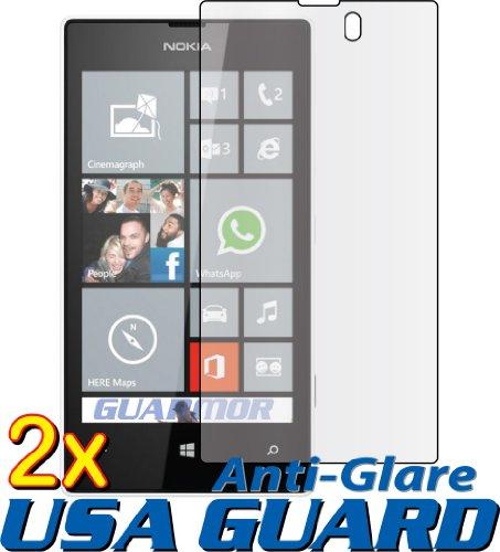 !#2x Nokia Lumia 521 (T-Mobile) Premium Anti-Glare Anti ...