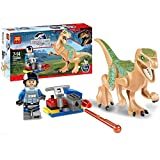 Mini figures Jurassic World Dinosaur Claire Dearing Toy Jurassic Park Bricks CZP