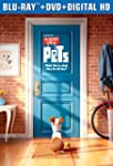 Secret Life of Pets (Blu-ray + DVD +...