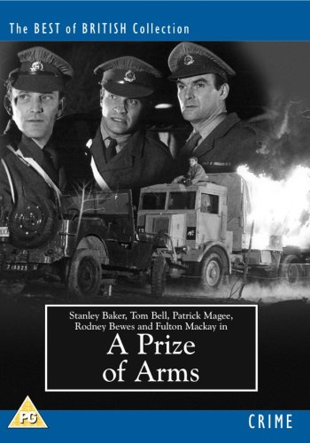 A Prize Of Arms [1962] [DVD]
