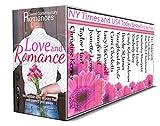 Love and Romance: 15 Sweet Contemporary Romances