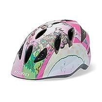 Giro Youth Rascal Helmet (Pink Lucille the Wheel)