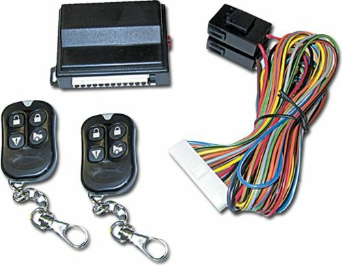 Autoloc 11124 5-Function Keyless Entry Unit With B.I.R.T front-152594