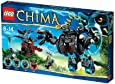 Lego Legends of Chima - Playthèmes - 70008 - Jeu de Construction - L' ultra Robot de Gorzan