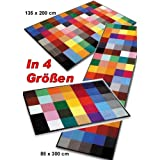 "Floordirekt Schmutzfangmatte - 83x150cm - Adieu Tristesse - Sondereditionvon ""Use & Wash"""