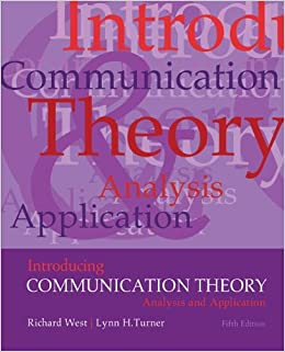 communications theory application About this journal written communication (wc), peer-reviewed and published quarterly, is a broad, interdisciplinary, and essential journal for research on the study.