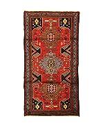 Kilim Carpets by Jalal Alfombra (Rojo/Marrón/Azul)