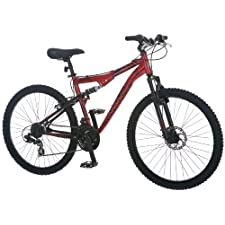 Mongoose XR200 Bike (26-Inch, Red)