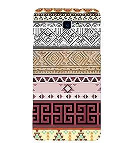 EPICCASE ethnic design Mobile Back Case Cover For LeEco Letv Le 2 (Designer Case)