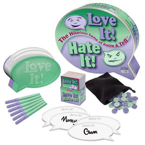 Patch Products, Inc. Love It! Hate It! by Patch Products