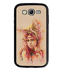 PRINTSWAG GIRL ART Designer Back Cover Case for SAMSUNG GALAXY GRAND I9082