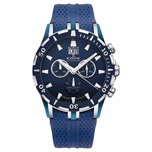 [エドックス]EDOX 腕時計 10022-357B-BUIN メンズ [並行輸入品]