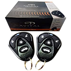Avital 4103LXL Remote Start System with Two 4-Button Remote Reviews