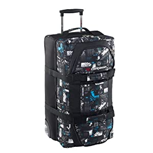 Centurion Plus 68 Wheeled Holdall Blue Signature