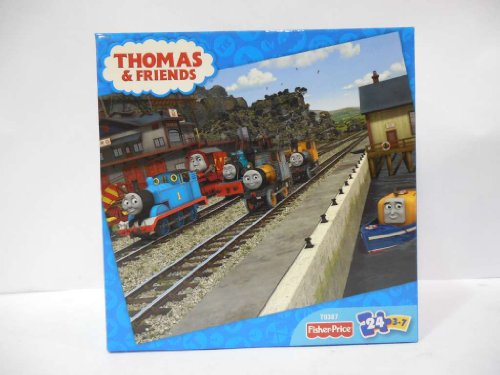 Thomas and Friends 24 Piece Puzzle - 1