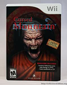 Cursed Mountain Limited Edition - Nintendo Wii