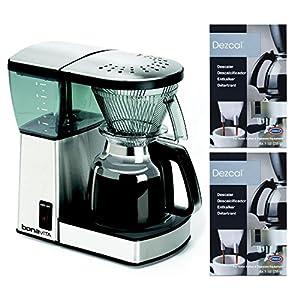 Amazon Bonavita BV1800 8 Cup Coffee Maker With Glass
