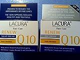 LACURA RENEW Q10 ANTI WRINKLE SPF20 DAY CREAM 50ML + NIGHT CREAM-50ML