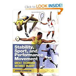 Stability, Sport, and Performance Movement - Joanne Elphinston