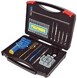 Blanko - Juego de herramientas para reloj (378 piezas, maletín de plástico)
