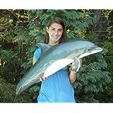 Giant Fiberglass Taxidermy Dolphin Porpoise Full Mount