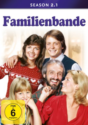 Familienbande - Season 2.1 [2 DVDs]