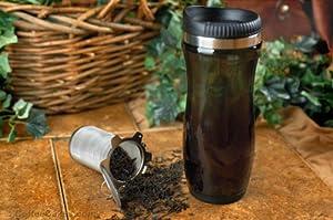 Travel Tea Mug - Mesh Tea Strainers - Tea Infusers
