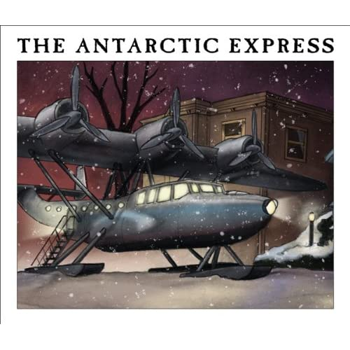The Antarctic Express (Mini Mythos) Christina Rodriguez