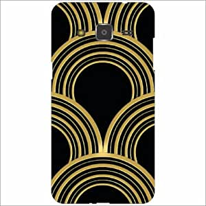 Design Worlds Silicon Back Cover For Samsung Galaxy j2 - Phone Cover Multicolor
