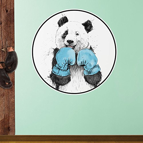 Panda Bear Nursery Decor