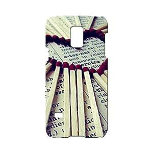 BLUEDIO Designer Printed Back case cover for Samsung Galaxy S5 - G4963