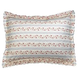 Pillow Shams from Target - Quilted, Shabby Chic, Striped Bedding, Pillows & Textiles