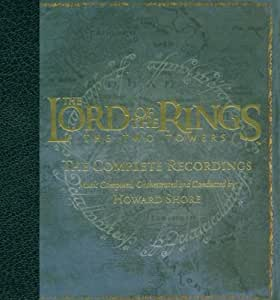 Lord of the Rings: Two Towers Complete Recordings