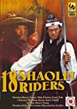 echange, troc 18 Shaolin Riders