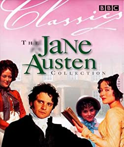 The Complete Jane Austen BBC Collection : Pride and Prejudice / Sense and Sensibility / Mansfield Park / Northanger Abbey / Emma / Persuasion (9 DVDs)