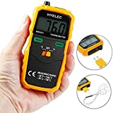 HYELEC MS6501 LCD Digital Instant-Read Thermometer Temperature Meter with Type K Thermocouple Sensor Probe