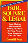 Fair, Square, and Legal: Safe Hiring,...