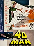 Cover art for  4D Man
