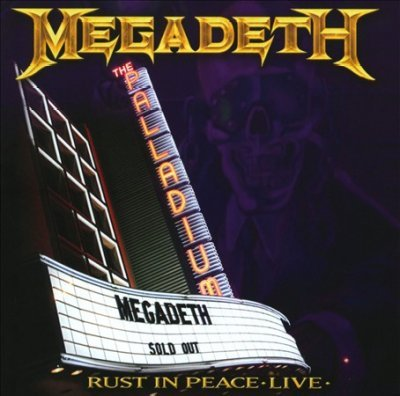 RUST IN PEACE LIVE RUST IN PEACE LIVE by MEGADETH