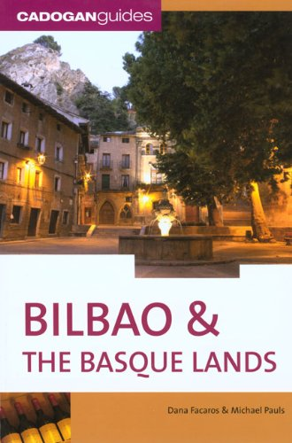 Bilbao and the Basque Lands, 4th (Cadogan Guides)